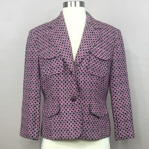 Worthington Two Button Blazer